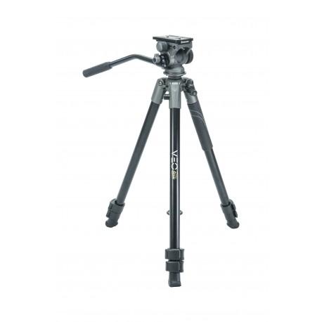 Vanguard Veo 2 Pro 263AV - Trípode de aluminio con rótula de vídeo / telescopio