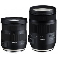 Tamron 17-35mm + 35-150mm f2.8-4 Di VC OSD