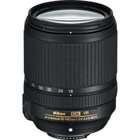 Nikon 18-140mm f3.5-5.6 DX G ED VR