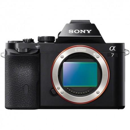 Camara Sony Alpha 7 Cuerpo