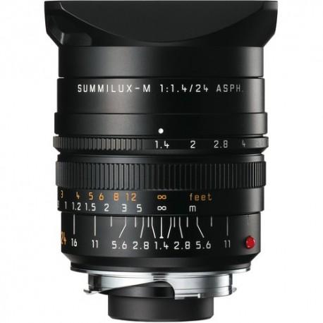 Leica 24mm f1.4 Summilux Asph M