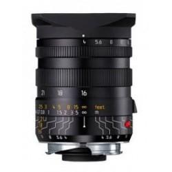 Leica 16 18 21 mm f4 Tri Elmar M + visor