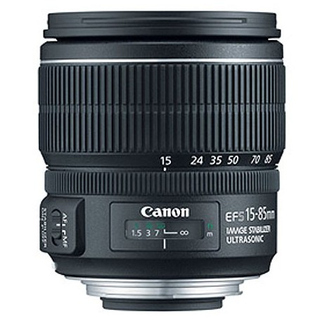 Canon 15-85mm f3.5-5.6 EFS IS