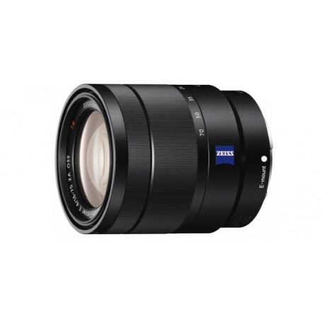 Objetivo Sony 16-70mm f4 | Zeiss Vario Tessar T*OSS