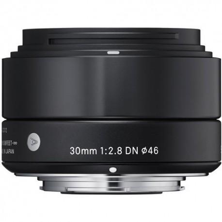 Sigma 30mm f2.8 DN Art Negro