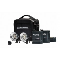 Elinchrom Generador Ranger Quadra Hybrid AS RX Twin Set S