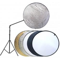 Fotima Reflector 5 en 1 Kit