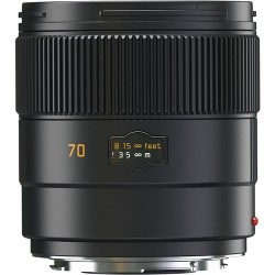 Leica Objetivo 70mm f/2.5 Summarit-S Asph CS