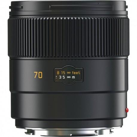 Leica Objetivo 70mm f/2.5 Summarit-S Asph CS