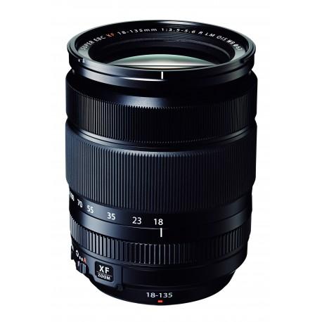 Objetivo Fuji 18-135mm
