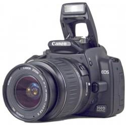 Canon EOS 350d Segunda Mano