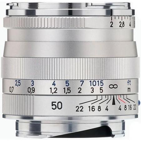 Zeiss 50mm f2 Planar T* ZM