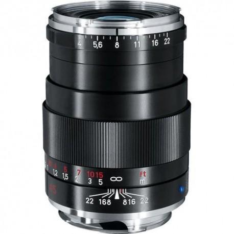 Objetivo Zeiss 85mm f4 Tele-Tessar ZM