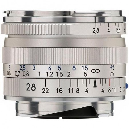 Zeiss 28mm f2.8 Biogon T* ZM