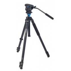 Benro Kit Trípode Vídeo Alum. A2573FS4