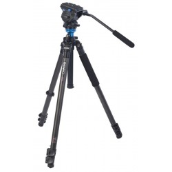 Benro Kit Trípode Video Carb. C2573FS4