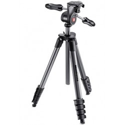 Manfrotto Trípode Compact Advanced
