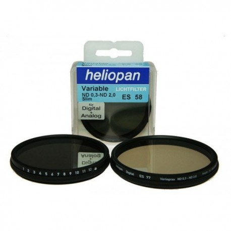 Heliopan ND Vario Slim