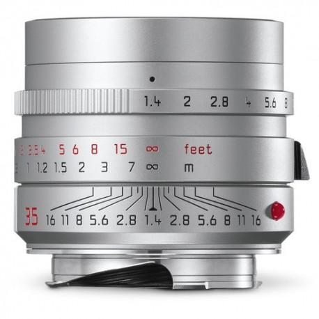 Leica 35mm f1.4 Summilux Asph Cromado
