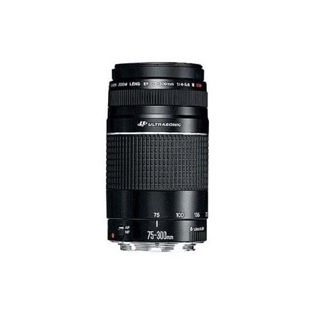 Canon 75-300mm f4.0-5.6 III