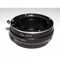Kiwifotos Adaptador Fuji X a Sony Alpha