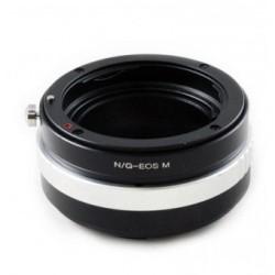 FTI Adaptador Canon M a Nikon F
