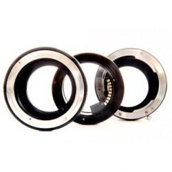 Kiwifotos Adaptador Micro 4/3 a Leica R