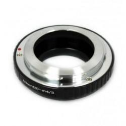 Kiwifotos Adaptador Micro 4/3 a Nikon S