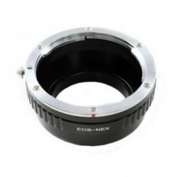 Kiwifotos Adaptador Sony a Canon EF