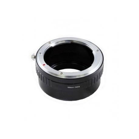 Kiwifotos Adaptador Sony Nex a Nikon