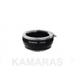 Metabones Adaptador Micro 4/3 a Leica R