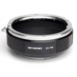 Metabones Adaptador Leica S a Pentax 67