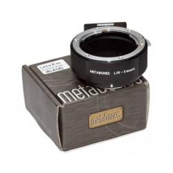 Metabones Adaptador Fuji X a Leica R