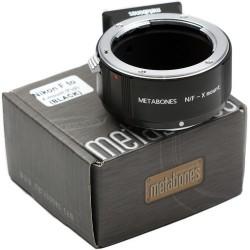 Metabones Adaptador Fuji X a Nikon F