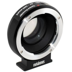 Metabones Speed Booster Micro 4/3 a Contax/Yashica