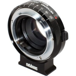 Metabones Speed Booster Micro 4/3 a Contarex