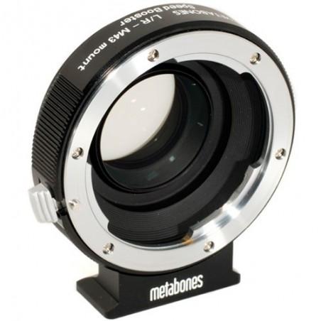 Metabones Speed Booster Micro 4/3 a Leica R