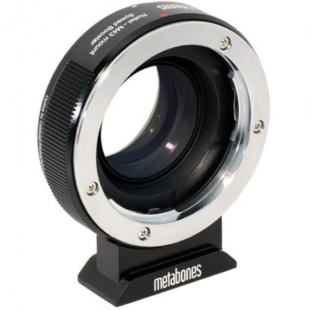 Metabones Speed Booster Micro 4/3 a Rollei