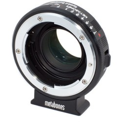 Metabones Speed Booster BMCC Micro 4/3 a Nikon G Speed