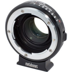 Metabones Speed Booster BMPCC Micro 4/3 a Nikon G Speed