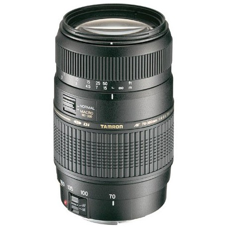 Tamron 70-300 mm f4-5.6 Di LD MACRO 1:2