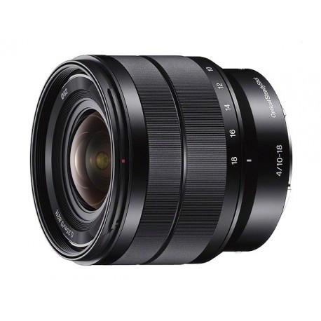 Objetivo Sony 10-18mm f4 OSS