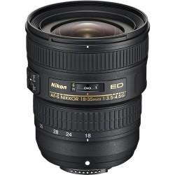 Nikon 18-35mm f3.5-4.5 G -ED