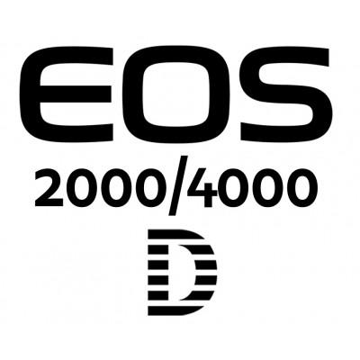 Eos 2000 / 4000d