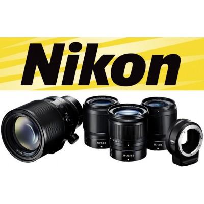 Objetivos Nikon Z