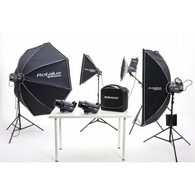 Elinchrom Kit de Estudio
