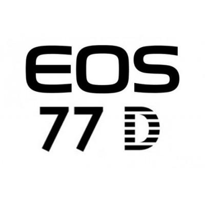 Eos 77 / 80 d